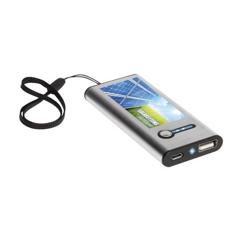 Solar powerbank 1.000 mAh