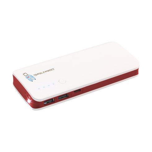 Powerbank type-C 3 poorts 10.000 mAh